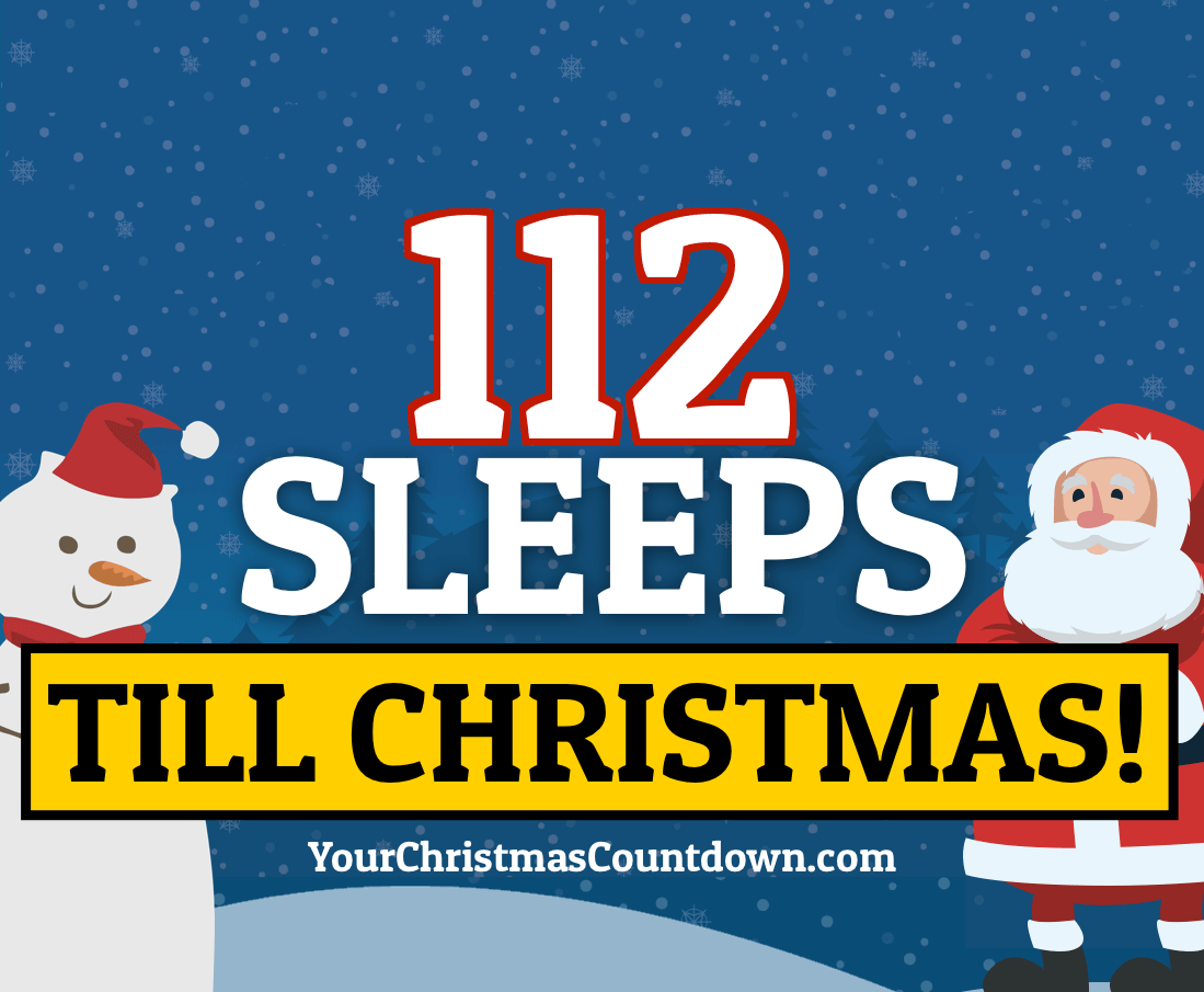 Your Christmas Countdown 2019 | Days Until Christmas